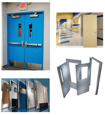 MDI® Door U2013 Hollow Metal Doors And Frames, Access Doors/Panels, Wood Doors,  Fiberglass Doors, Bullet Resistant Doors, Hardware U0026 Accessories